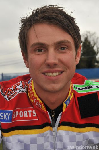 Swindon Speedway launch 2009